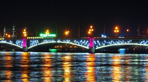 Неспокойной ночи. Санкт-Петербург. Часть 1