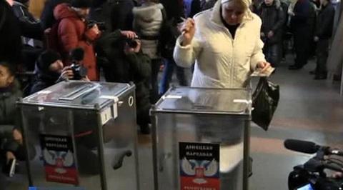 Выборы в ДНР выдержали давление Киева