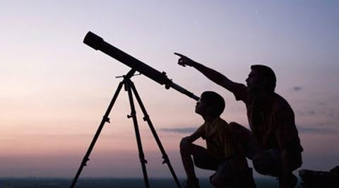 Основной элемент. Телескоп