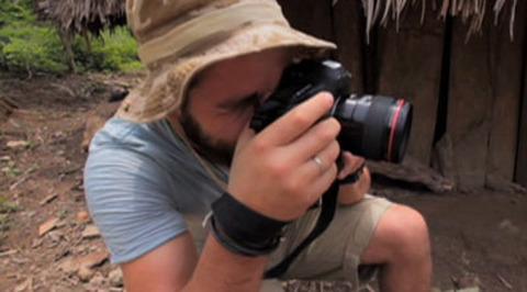 За кадром с Марком Подрабинеком. Колумбия. Индейцы Коги. Часть 3