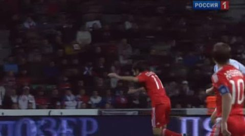Россия поедет на Евро-2012