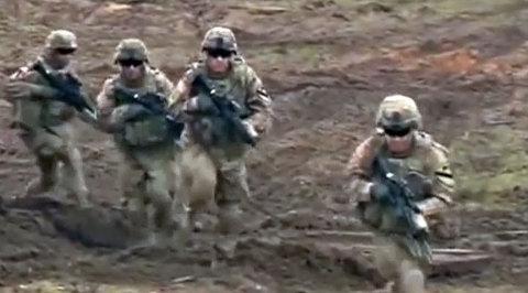 Европа охотнее принимает американских военных, чем беженцев