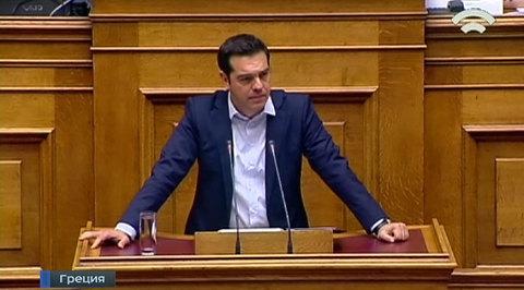 Греция устала бояться