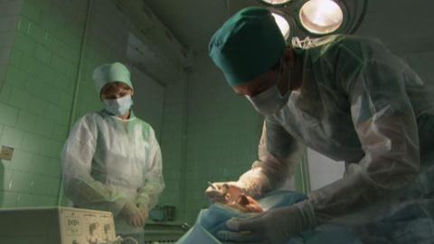 Военный госпиталь. Серия 3