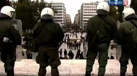 Вести недели. Пикирующая Греция