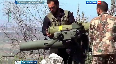 Террористы подсели на селфи с американскими ракетами