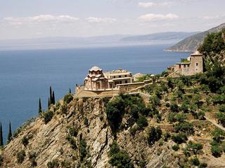 1000-летие присутствия русского монашества на святой горе Афон