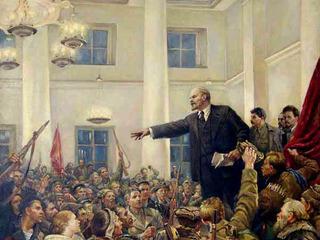 100-летие Революции 1917 года в России