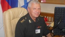 Командующий Краснознамённым Черноморским флотом адмирал А.В.Витко поздравляет со 100-летием РККА