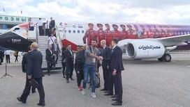 Футбольная сборная Египта проведет открытую тренировку в Грозном
