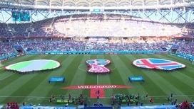 Дубль Ахмеда Мусы принес нигерийцам победу над Исландией