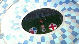 Сборная Англии отправила в ворота Панамы шесть мячей