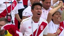 Перуанцы закрепляют результат