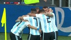 Месси выводит сборную Аргентины вперед!