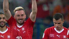 Швейцары вырываются вперед