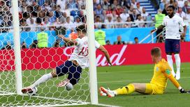 Бельгия побеждает Англию и выходит в плей-офф с первого места