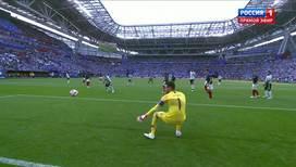 Габриэль Меркадо выводит Аргентину вперед