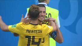 Бельгия забивает второй безответный мяч!