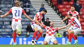 Влашич признан лучшим игроком матча Хорватия – Шотландия