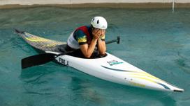 Австралийка стала чемпионкой Олимпиады при помощи презерватива