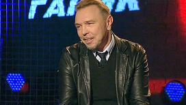 Гарик Сукачев решил соорудить собственный мотоцикл