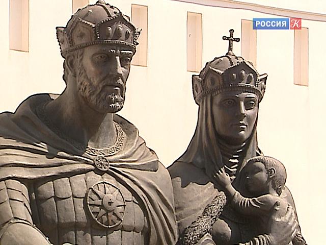 Картинки дмитрий донской и евдокия московская