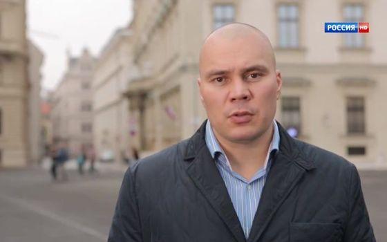 """Андрей Медведев на """"Радио России"""""""