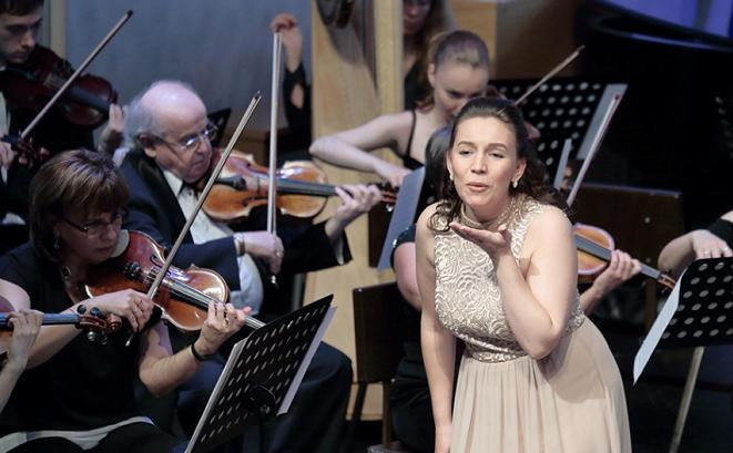 В Петербурге открывается международный музыкальный фестиваль-конкурс имени Георга Отса