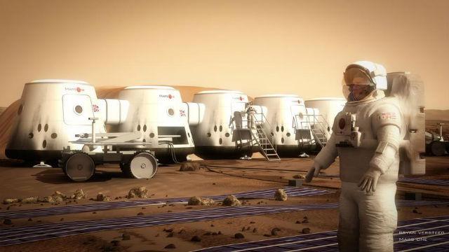Первые кандидаты к отправке на Красную планету получили сегодня новогодние подарки в виде электронных писем с радостными известиями