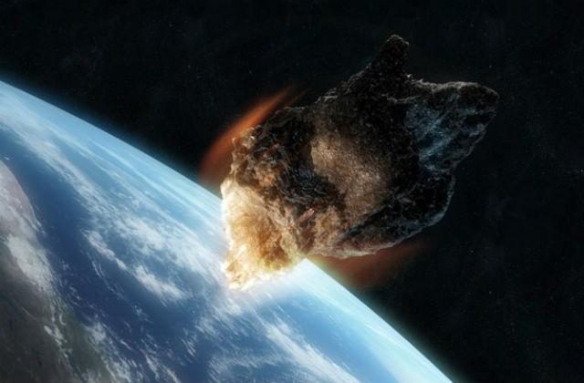 Согласно замыслу авторов, точно направленный астероид должен потерять скорость, задев по касательной атмосферу Земли, и впоследствии стать спутником нашей планеты.