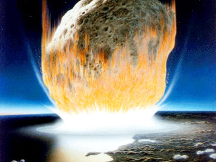 """Последствия падения астероида, """"приземлившегося"""" 66 миллионов лет назад, до сих пор не вполне ясны."""