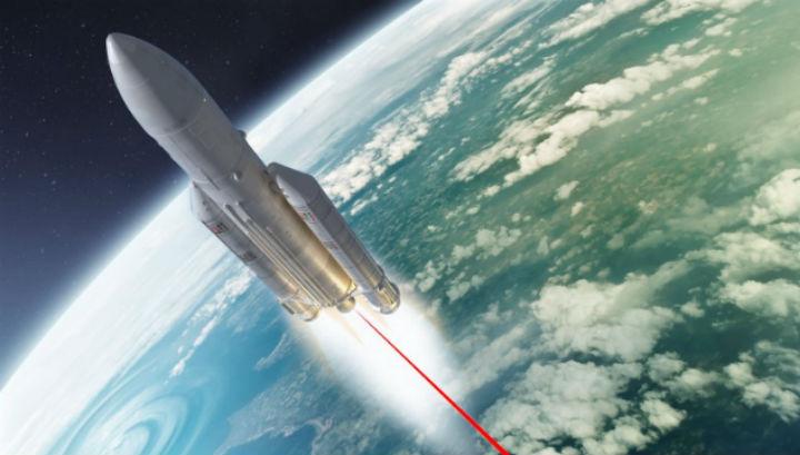 Ракетам будут придавать ускорение сверхмощные лазеры