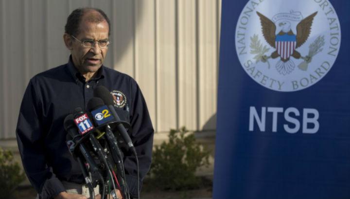 Исполняющий обязанности председателя американского Национального совета по безопасности на транспорте Кристофер Харт рассказал журналистам о подробностях расследования
