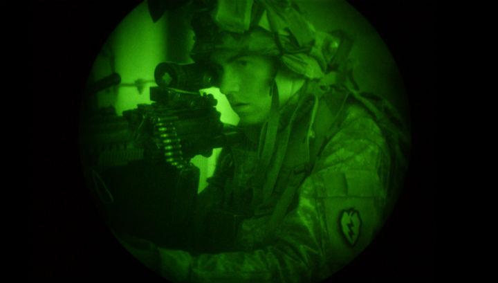 Обыкновенный камуфляж пока не может скрыть солдат от приборов ночного видения противника