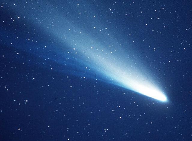 Исследователи из Колумбийского университета полагают, что столкновение куска кометы Галлея с Землёй повлекло за собой снижение температуры на 3˚С