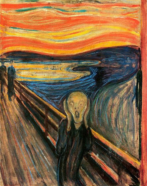 """Самая """"болезненная"""" картина в мире спасала от боли эстетов и любителей прекрасного"""