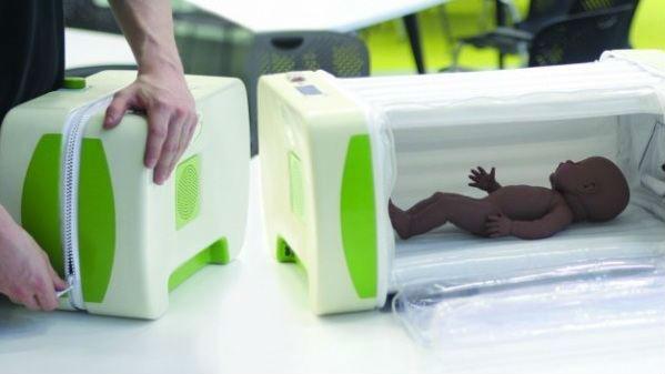 Простой инкубатор MOM предназначен для развивающихся стран