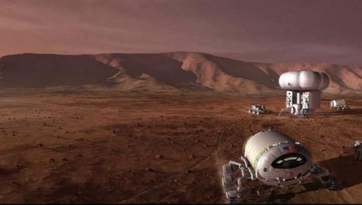 Сейчас Марс непригоден для проживания, но инженеры планируют исправить эту ситуацию