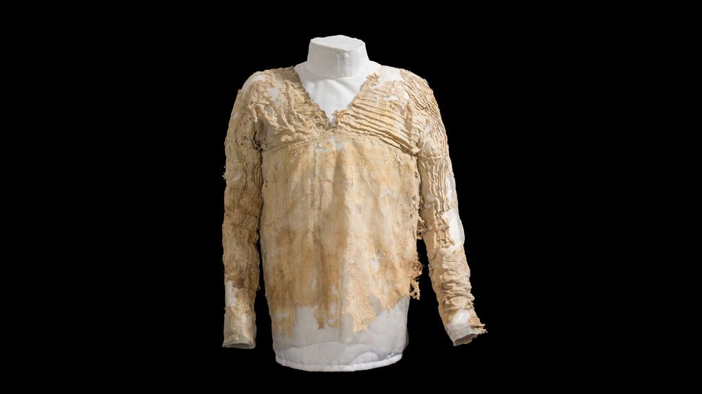 Платье из Тархана. Фото: The Petrie Museum of Egyptian Archaeology UCL