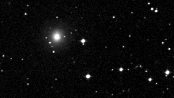 Галактика NGC 4993, в которой произошло событие.