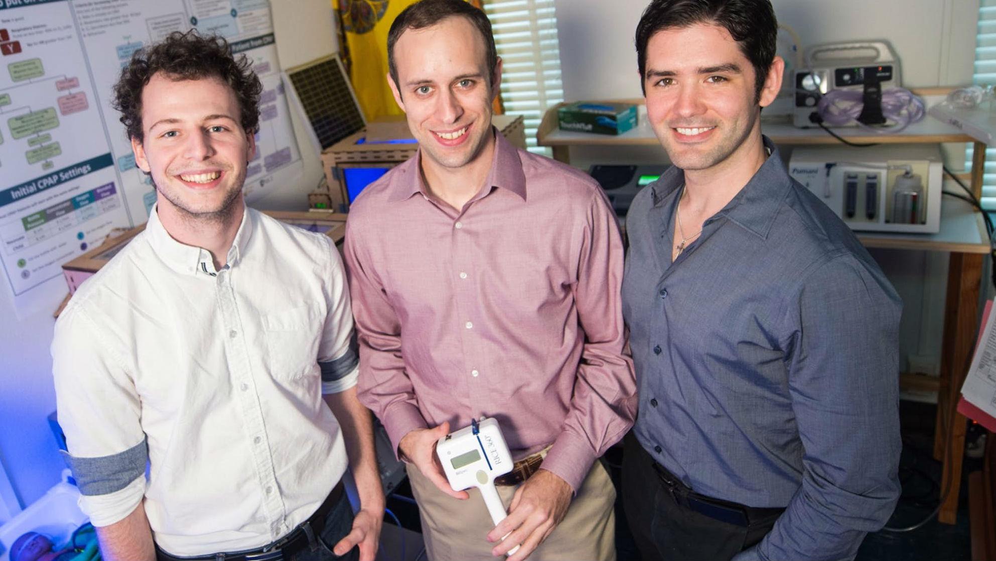 Разработчики обещают, что их устройство станет недорогой альтернативой другим приборам, диагностирующим желтуху.
