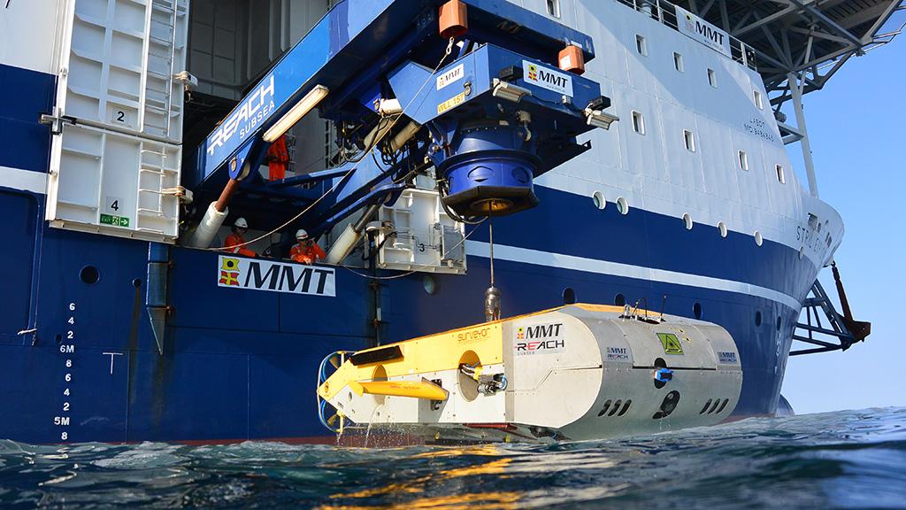 Surveyor Interceptor – один из ТПА, использовавшихся для глубоководных исследований. Фото: MMT