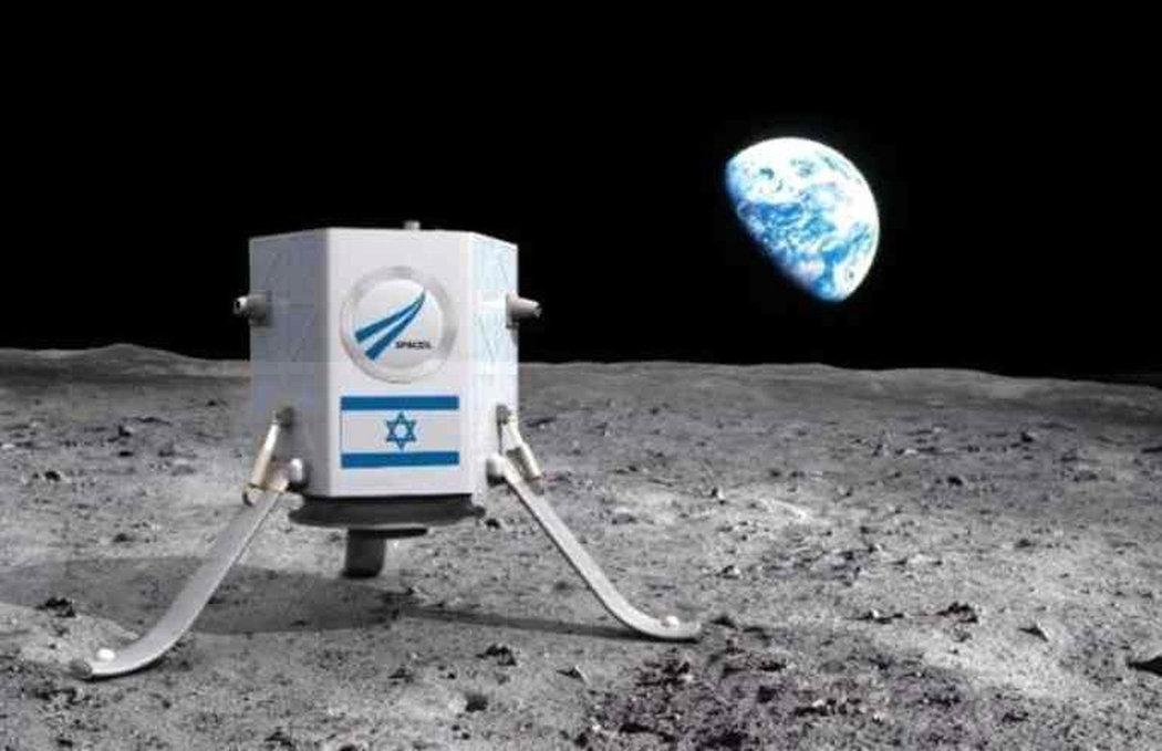 Зонду предстоит стать первым частным аппаратом, севшим на Луну.