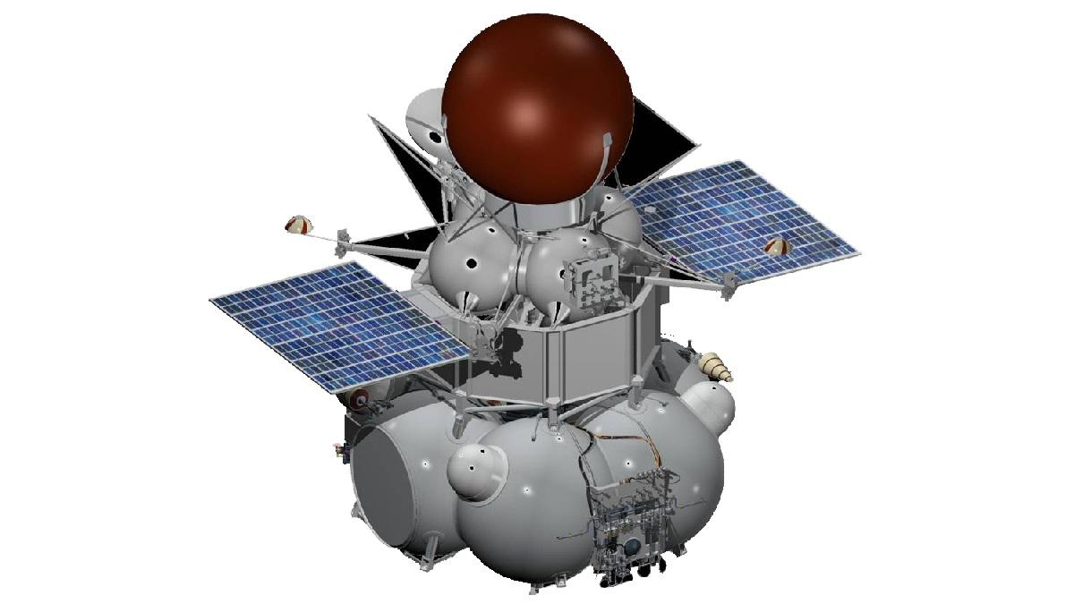 Орбитальный аппарат.