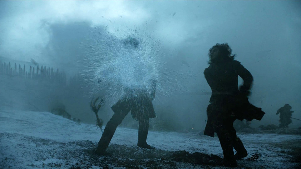"Кадр из 8 серии 5-го сезона сериала ""Игра престолов"", HBO"