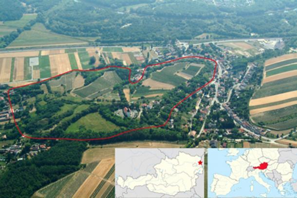 Специалисты изучали участок под названием Штилльфрид (Stillfried) – один из самых важных археологических памятников Австрии.