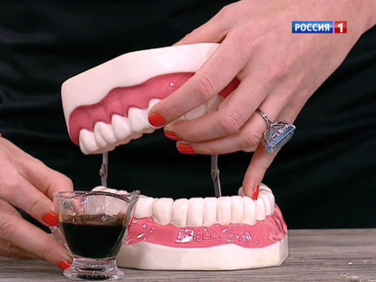 Как различные продукты влияют на зубы