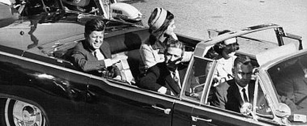 Книжные новинки: об убийстве Джона Кеннеди