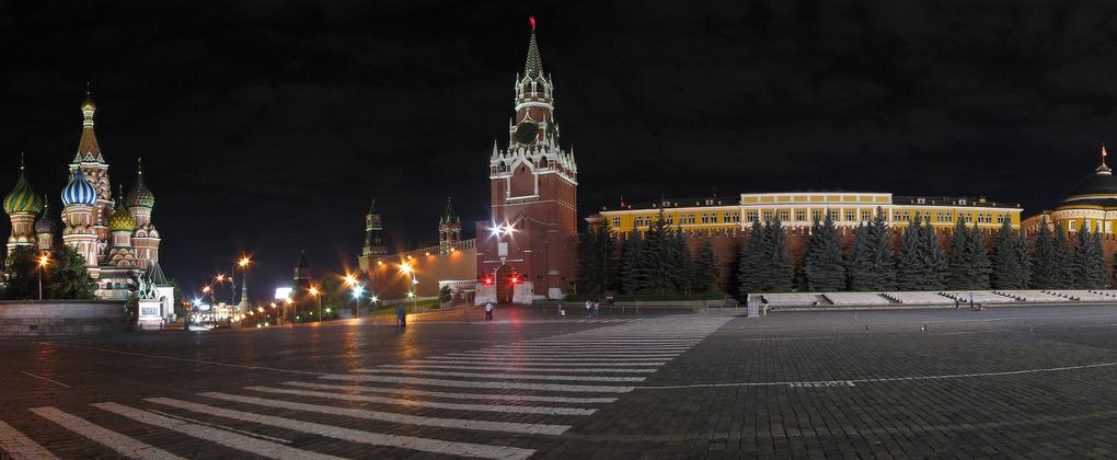 Трансляция концерта с Красной Площади