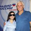 В гостях у Дианы Гурцкой – певец Александр Маршал